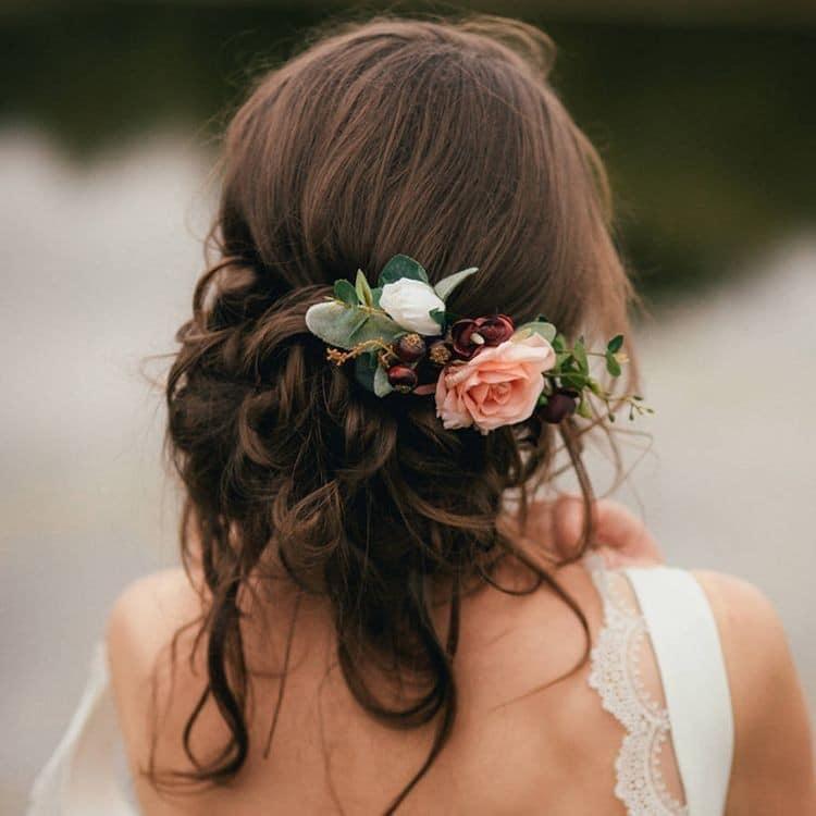 Nuove acconciature sposa